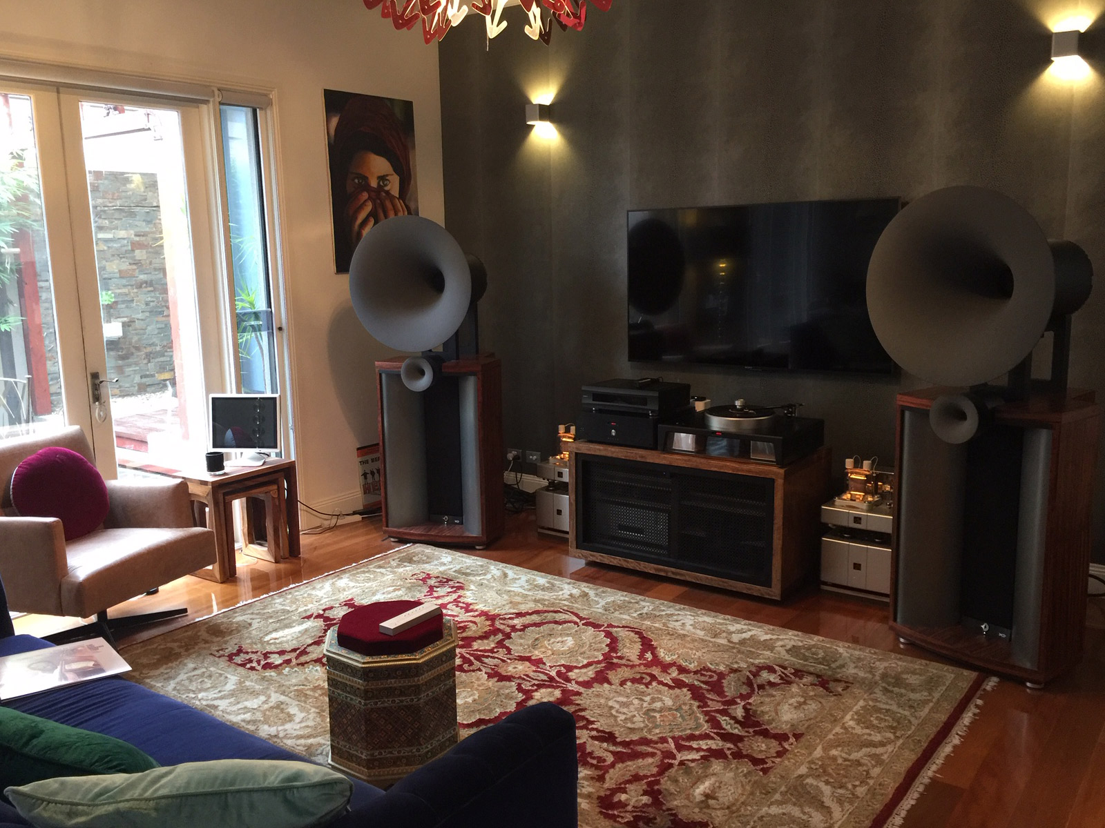 Simon's main music room 4