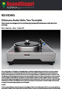 Soundstage Australia Helix 2 Review