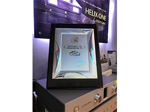 Dohmann Helix One wins Vietnam Hi-End 2019 Award