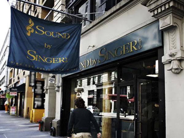 Sound by Singer
